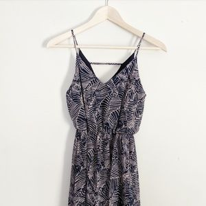 Sienna Sky Dress Blue Size Small